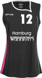 Hamburg Warriors Spalding Kids Set für Mädchen
